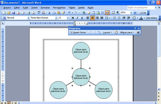 Diagramas no word diagrama radial ccuart Choice Image