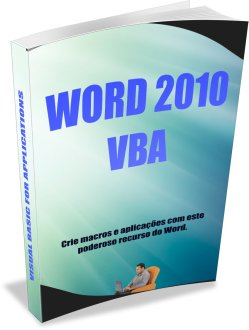 eBook Word 2010 VBA