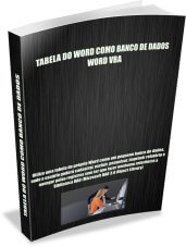 eBook Tabela do Word como Banco de Dados